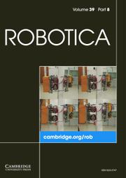 Robotica Volume 39 - Issue 8 -