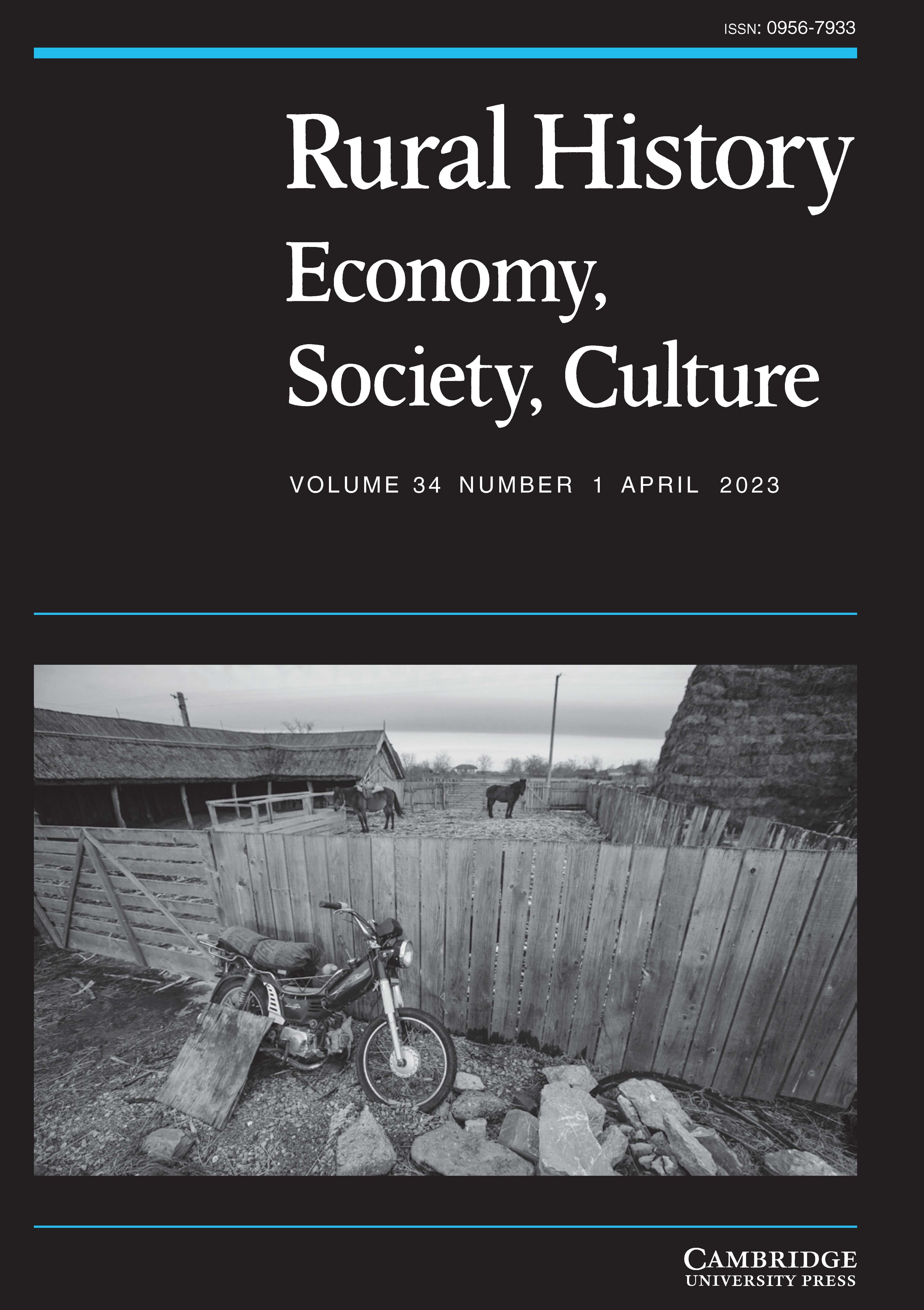 Rural History | Cambridge Core
