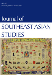 Journal of Southeast Asian Studies