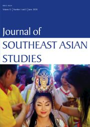Journal of Southeast Asian Studies Volume 51 - Issue 1-2 -