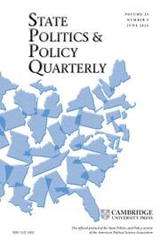 State Politics & Policy Quarterly