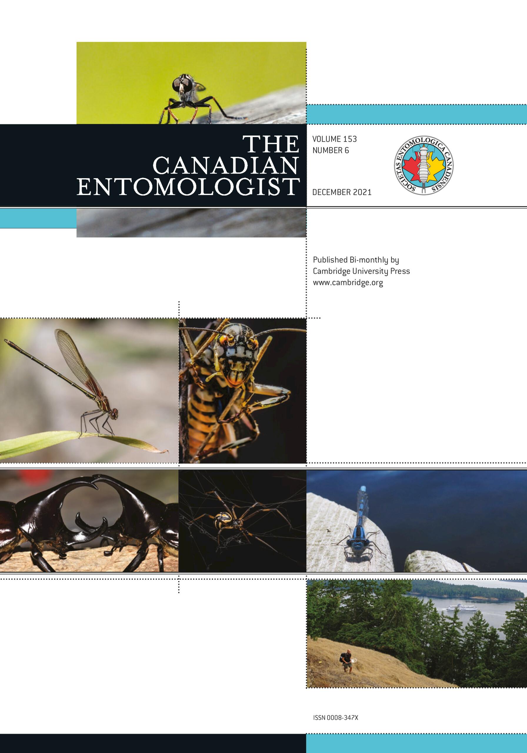 The Canadian Entomologist Cambridge Core