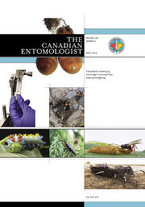 The Canadian Entomologist Volume 147 - Issue 2 -
