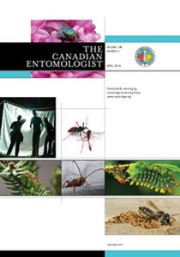 The Canadian Entomologist Volume 148 - Issue 2 -