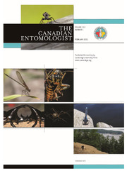 The Canadian Entomologist Volume 153 - Issue 1 -  Managing bark and ambrosia beetles (Coleoptera: Curculionidae: Scolytinae) with semiochemicals