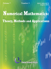 Numerical Mathematics: Theory, Methods and Applications
