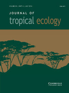 Journal of Tropical Ecology Volume 30 - Issue 4 -