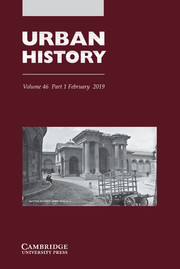 Urban History Volume 46 - Issue 1 -