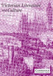 Victorian Literature and Culture Volume 42 - Issue 4 -