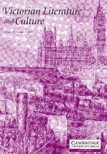 Victorian Literature and Culture Volume 44 - Issue 4 -