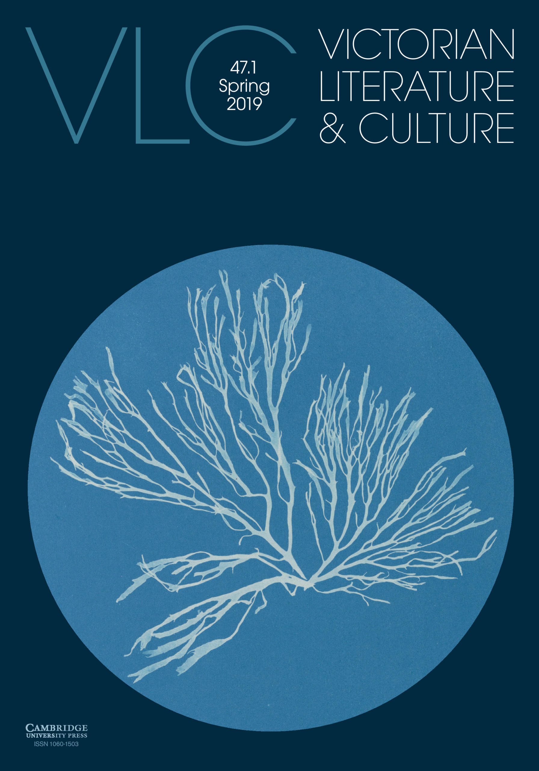 Victorian Literature And Culture Volume 47 Issue 1
