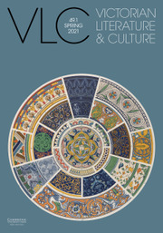 Victorian Literature and Culture Volume 49 - Special Issue1 -  Special Issue: The Wide Nineteenth Century