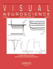 Visual Neuroscience Volume 21 - Issue 6 -