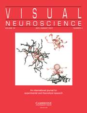 Visual Neuroscience Volume 24 - Issue 4 -
