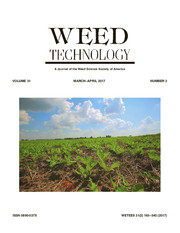 Weed Technology Volume 31 - Issue 2 -