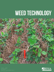 Weed Technology Volume 31 - Issue 4 -