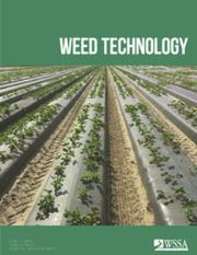 Weed Technology Volume 31 - Issue 6 -