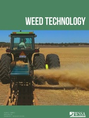 Weed Technology Volume 32 - Issue 2 -