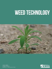 Weed Technology Volume 33 - Issue 5 -