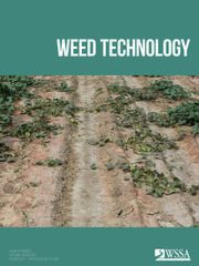 Weed Technology Volume 34 - Issue 5 -
