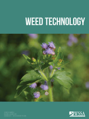 Weed Technology Volume 34 - Issue 6 -