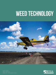 Weed Technology Volume 35 - Issue 1 -