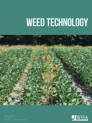 Weed Technology Volume 35 - Issue 3 -