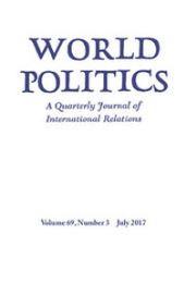 World Politics Volume 69 - Issue 3 -