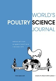 World's Poultry Science Journal Volume 74 - Issue 1 -