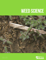 Weed Science Volume 65 - Issue 5 -