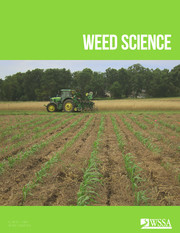 Weed Science Volume 66 - Issue 1 -