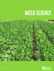 Weed Science Volume 66 - Issue 4 -
