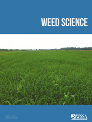 Weed Science Volume 66 - Issue 5 -