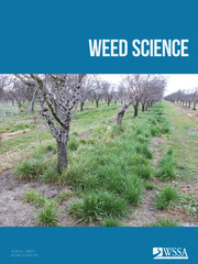 Weed Science Volume 66 - Issue 6 -