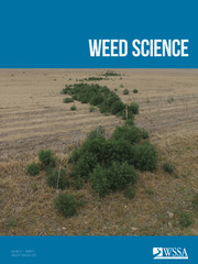 Weed Science Volume 67 - Issue 1 -