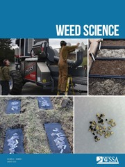 Weed Science Volume 68 - Issue 1 -