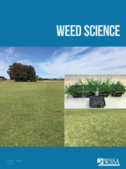 Weed Science Volume 68 - Issue 4 -