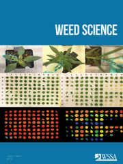 Weed Science Volume 69 - Issue 3 -