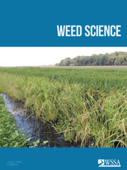 Weed Science Volume 69 - Issue 5 -