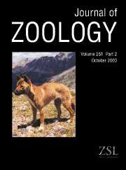 Journal of Zoology Volume 261 - Issue 2 -
