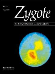 Zygote Volume 11 - Issue 3 -