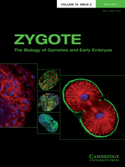 Zygote Volume 19 - Issue 2 -