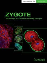 Zygote Volume 23 - Issue 4 -